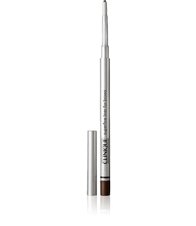 Супертонкий карандаш для бровей Superfine Liner For Brows - Deep Brown (Clinique)