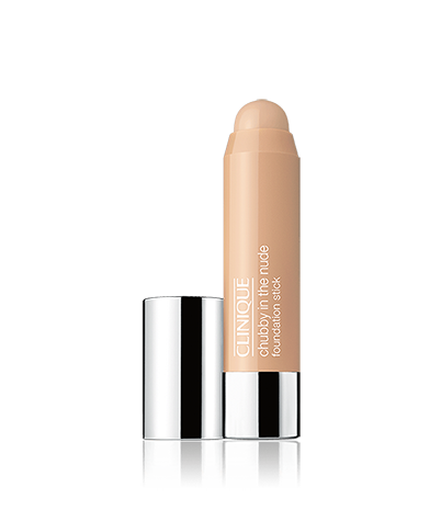 Тональное средство в карандаше Chubby in the Nude Foundation Stick - Capricious Chamois (Clinique)