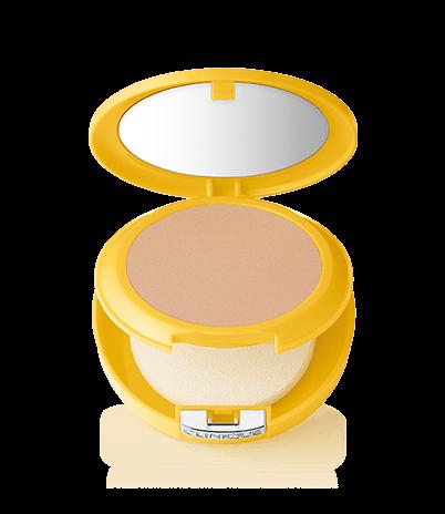 Солнцезащитная минеральная пудра Mineral Powder Makeup for Face SPF30 - Bronzed (Clinique)