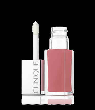 Лак для губ: интенсивный цвет и уход Clinique Pop Lacquer Lip Colour + Primer - Happy Pop