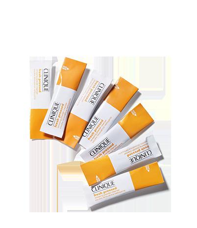 Обновляющее очищающее средство с содержанием чистого витамина С, Fresh Pressed Renewing Powder Cleanser with Pure Vitamin C. Производитель: Clinique, артикул: 020714838461